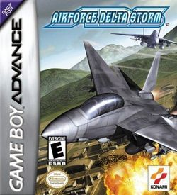 Airforce Delta Storm GBA ROM