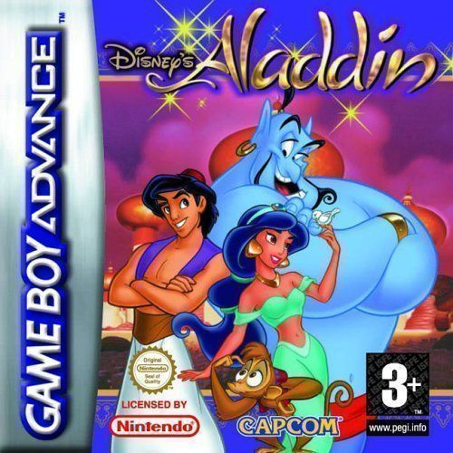 Aladdin GBA