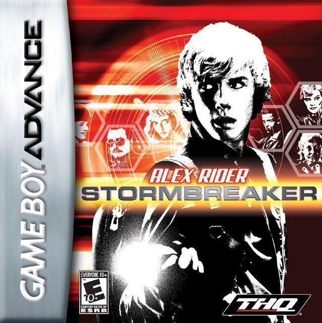 Alex Rider - Stormbreaker GBA