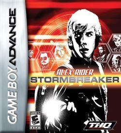 Alex Rider - Stormbreaker GBA ROM