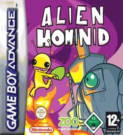 Alien Hominid GBA ROM