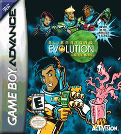 Alienators - Evolution Continues GBA ROM
