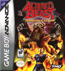 Altered Beast - Guardian Of The Realms GBA ROM