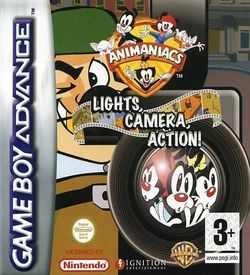 Animaniacs - Lights, Camera, Action ROM