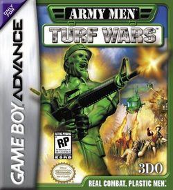 Army Men Advance 2 - Turf Wars GBA ROM