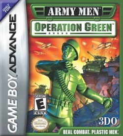 Army Men - Operation Green GBA ROM