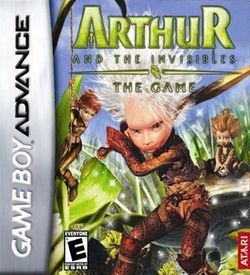 Arthur And The Invisibles GBA ROM