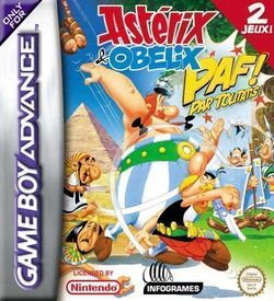Asterix And Obelix - Paf Them All GBA ROM