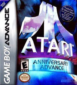 Atari Anniversary Advance GBA ROM