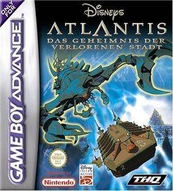 Atlantis - The Lost Empire ROM