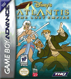 Atlantis - The Lost Empire GBA ROM