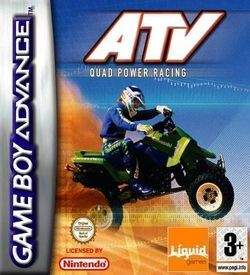 ATV - Quad Power Racing GBA ROM