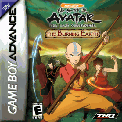 Avatar - The Last Airbender GBA