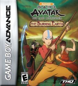 Avatar - The Legend Of Aang - The Burning Earth (Sir VG) ROM