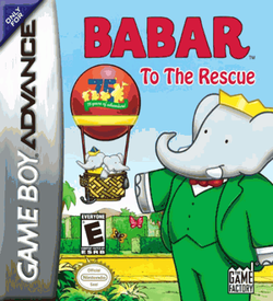 Babar To The Rescue GBA ROM