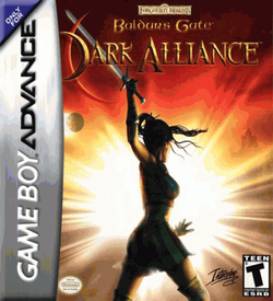 Baldur's Gate - Dark Alliance GBA ROM