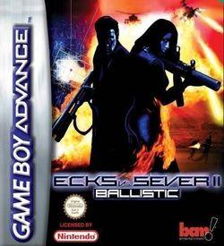 Ballistic - Ecks Vs. Sever 2 ROM