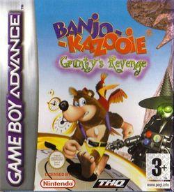 Banjo Kazooie Grunty's Revenge (Suxxors) ROM