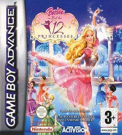 Barbie In The 12 Dancing Princesses (Sir VG) ROM