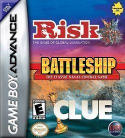 Risk, Battleship, Clue ROM
