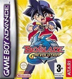 Beyblade G-Revolution ROM