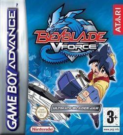 Beyblade VForce - Ultimate Blader Jam ROM