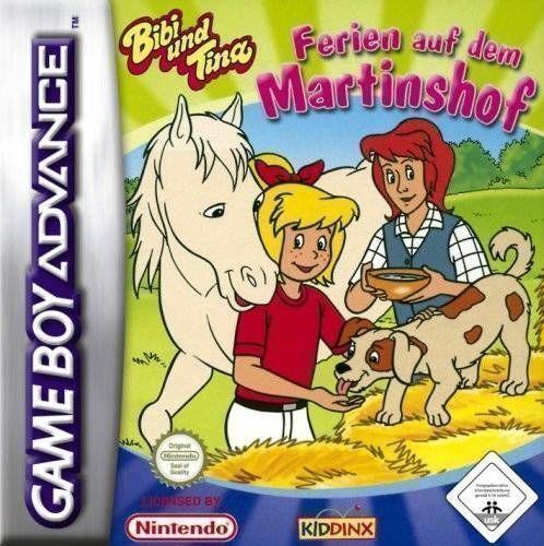 Bibi Und Tina - Ferien Auf Dem Martinshof