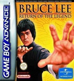 Bruce Lee - Return Of The Legend (Venom) ROM