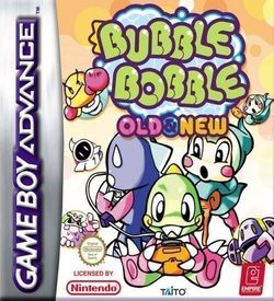 Bubble Bobble - Old & New (Venom) ROM