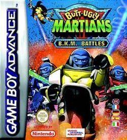 Butt Ugly Martians BKM Battles ROM