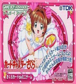 Card Captor Sakura - Sakura Card De Mini Game (Cezar) ROM