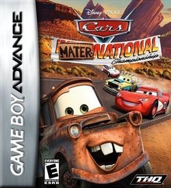 Cars Mater-National Championship (SP) ROM