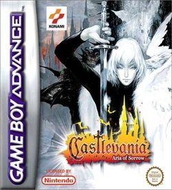 Castlevania - Aria Of Sorrow (Eurasia) ROM