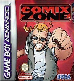 Comix Zone ROM