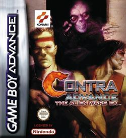 Contra Advance - The Alien Wars Ex ROM
