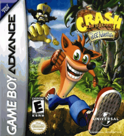 Crash Bandicoot - The Wrath Of Cortex GBA ROM