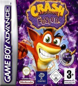 Crash Bandicoot Fusion ROM