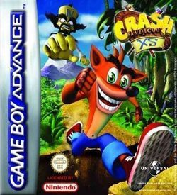 Crash Bandicoot XS (Paracox) ROM