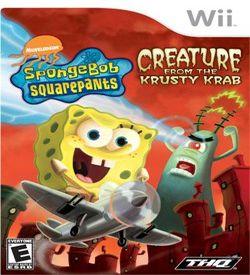 SpongeBob SquarePants - Creature From The Krusty Krab ROM