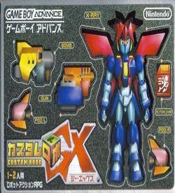 Custom Robo GX (Eurasia) ROM