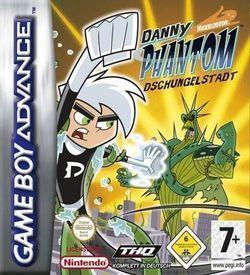 Danny Phantom - Dschungelstadt ROM