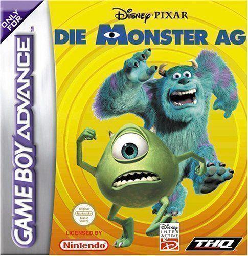 Die Monster AG (Advance-Power)