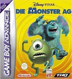 Die Monster AG (Advance-Power) ROM