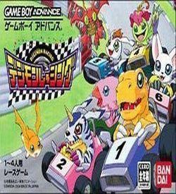 Digimon Racing (Eurasia) ROM