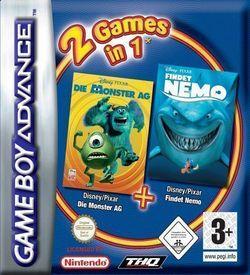 Disney Pixar Pack ROM