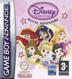 Disney Princess Royal Adventure ROM