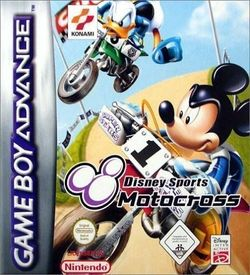 Disney Sports Motocross (Surplus) ROM