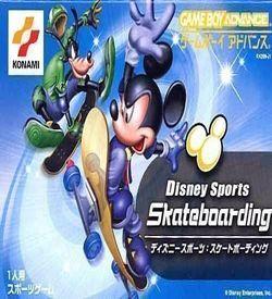 Disney Sports Skateboarding ROM