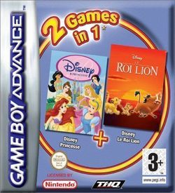 Disney's Girls Pack (TRSI) ROM