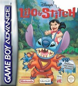 Disney's Lilo & Stitch ROM